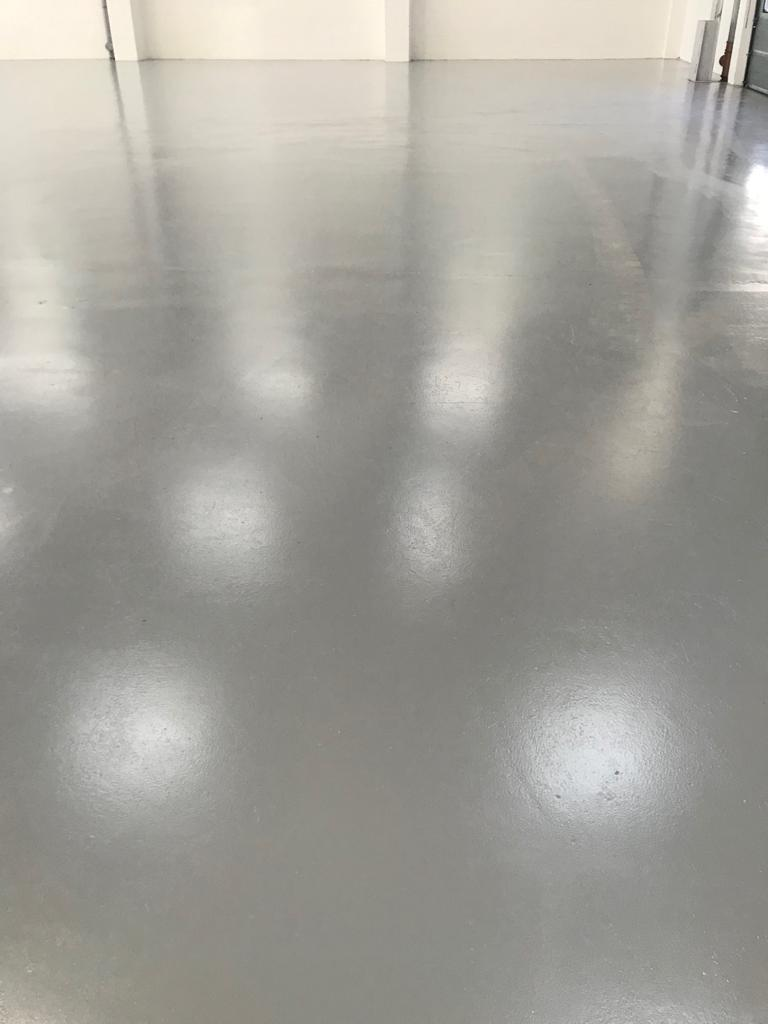 epoxy floor painting London