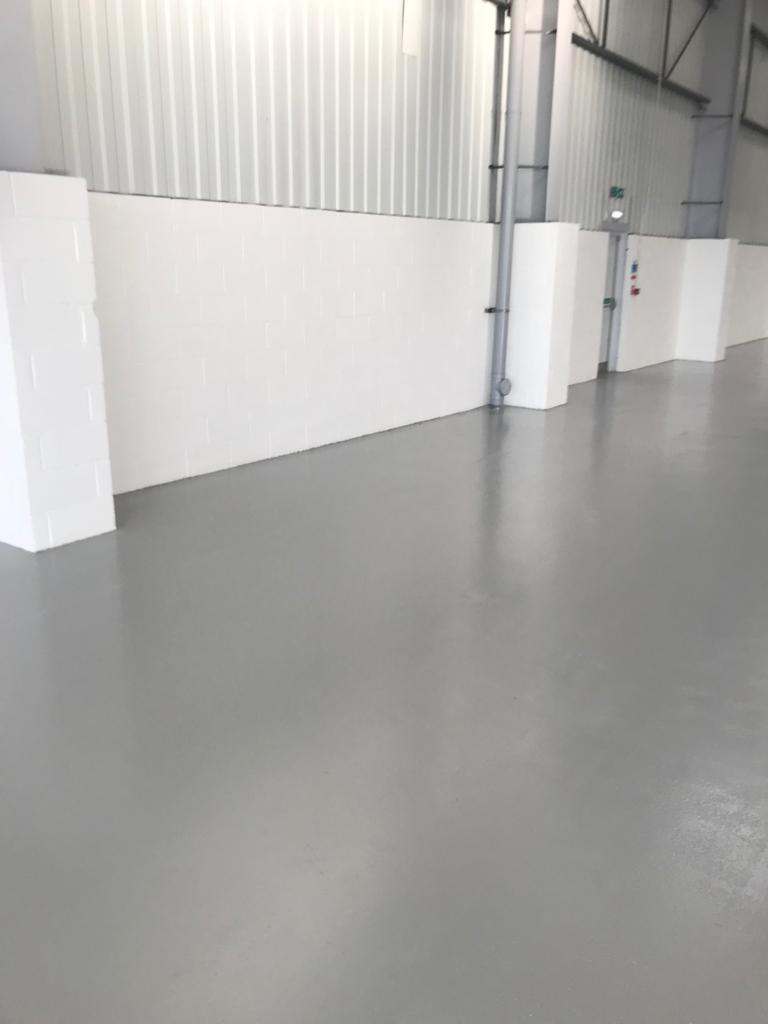 Floor Painting Contractor Thetford
