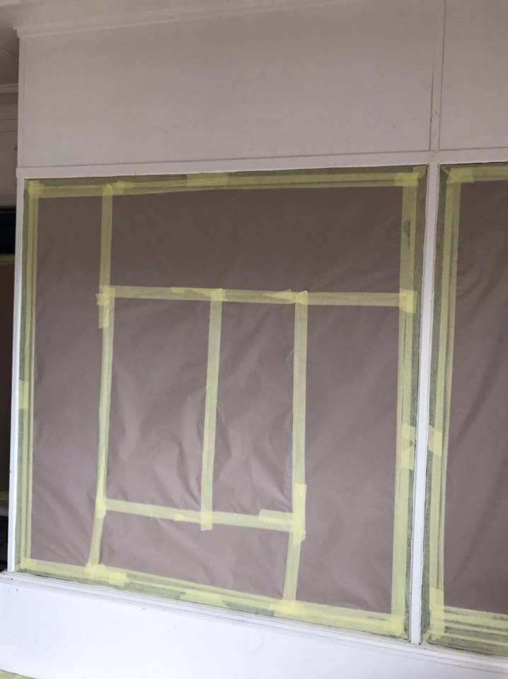 Shop Front and Shutter Painting Leicester