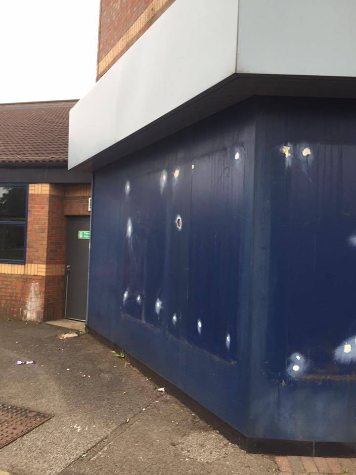 Cladding Repairs and Re-coating High Wycombe Buckinghamshire