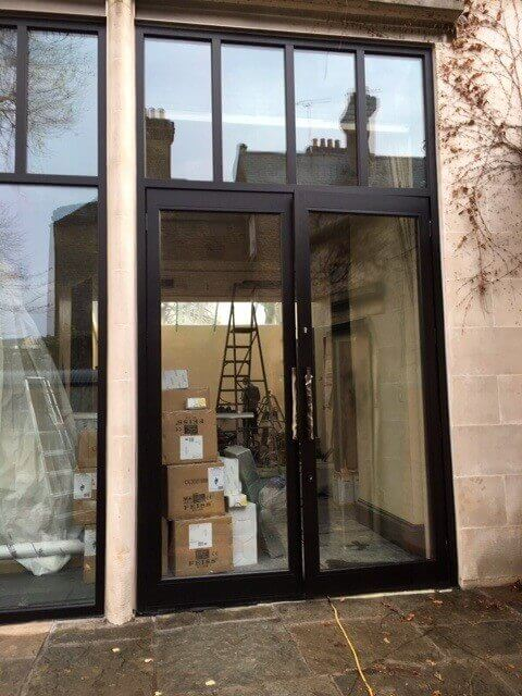 Window & Doors Re-spraying Chelsea, London