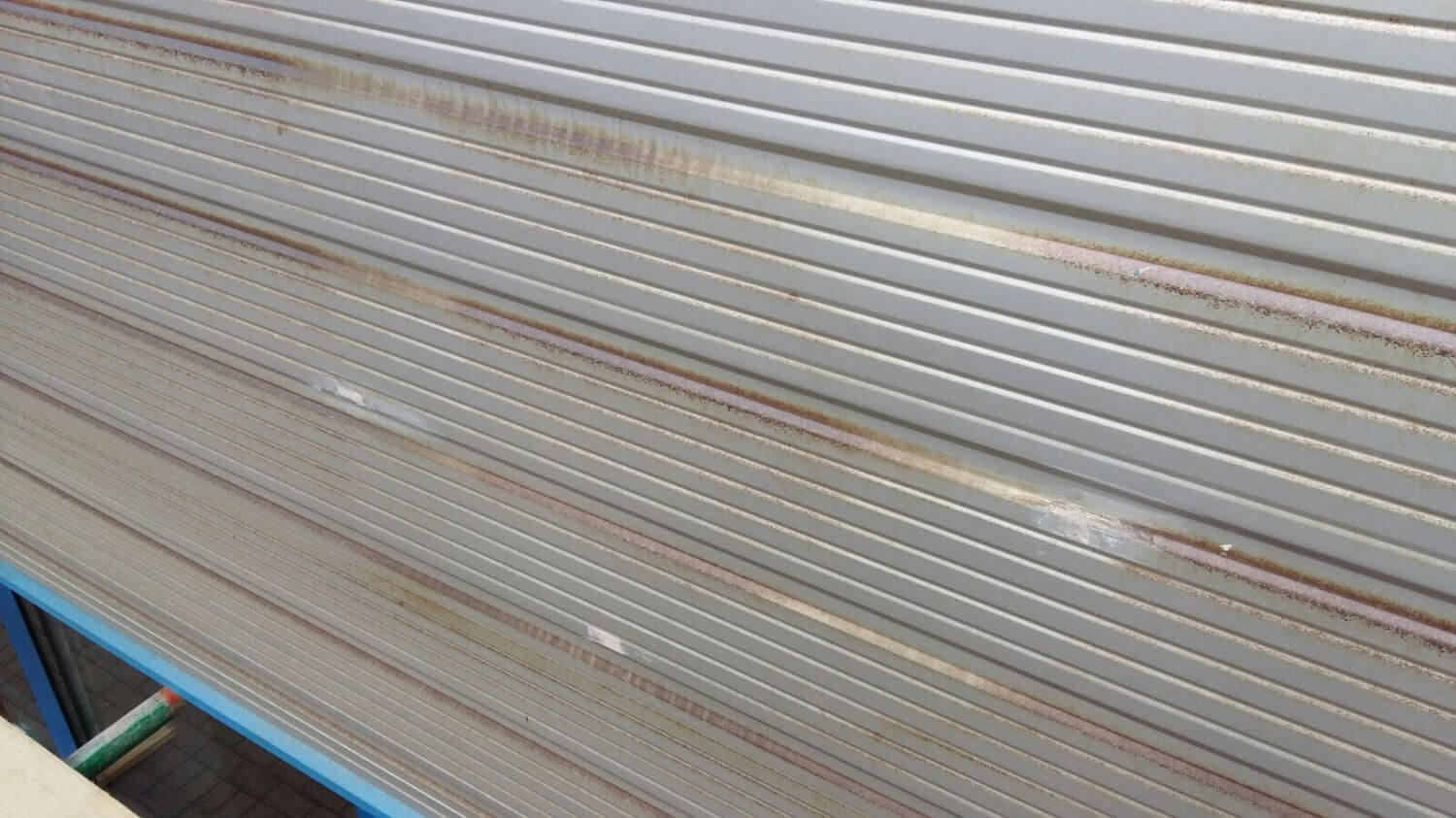 Cladding Repairs and Re-Spraying Luton, Bedfordshire