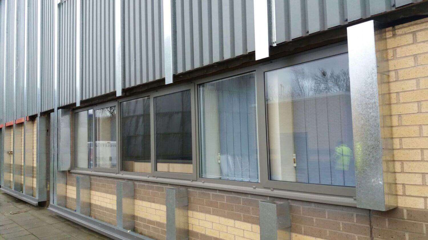 Windows & Door Frame Painting Leicester
