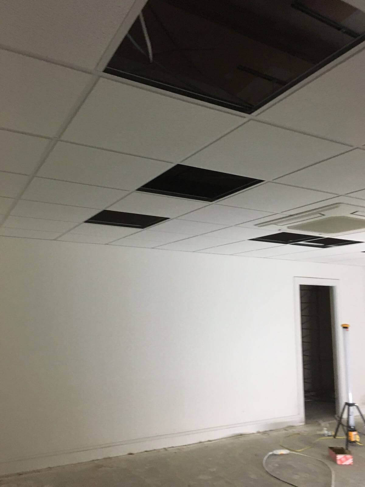 Ceilings and Track Re-coating Luton, Bedfordshire