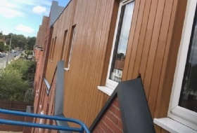 Cladding Paint Coatings Oxford Oxfordshire