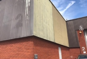 Cladding Repairs & Painting Reading, Berkshire