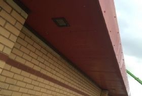 Fascia & Soffit Re-Coating Basingstoke, Hampshire