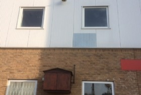 Cladding Repairs and Re-Spraying Windsor, Berkshire